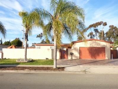 1077 2nd Ave., Chula Vista, CA 91911 - MLS#: 190007692