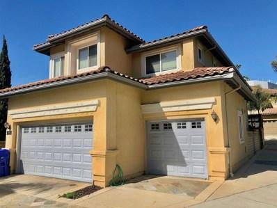 1040 Van Nuys St, San Diego, CA 92109 - #: 190007713