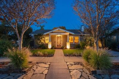 2345 Bancroft Street, San Diego, CA 92104 - #: 190007758