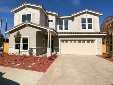 623 S Lincoln, El Cajon, CA 92020 - MLS#: 190007761