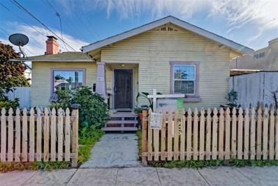 2819 Polk Avenue, San Diego, CA 92104 - #: 190007929
