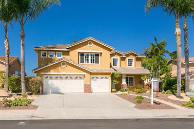 5038 Milissi Way, Oceanside, CA 92056 - MLS#: 190007943