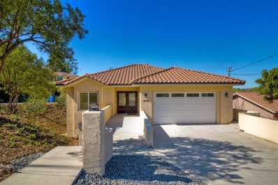 2278 Johns View Way, Spring Valley, CA 91977 - #: 190008124