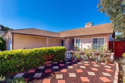 386 Falconfire Way, San Diego, CA 92114 - MLS#: 190008329