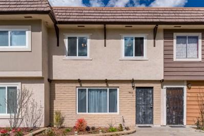 9416 Carlton Oaks C UNIT C, Santee, CA 92071 - MLS#: 190008388