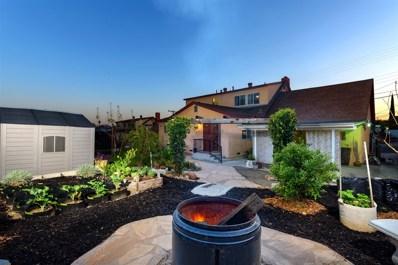 2803 Dusk Drive, San Diego, CA 92139 - MLS#: 190008397