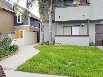 4642 Felton Street UNIT 1, San Diego, CA 92116 - #: 190008604