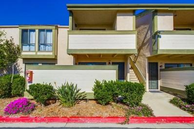 9229 Village Glen Dr UNIT 136, San Diego, CA 92123 - MLS#: 190008643