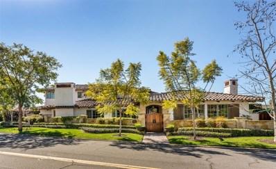 6156 La Flecha, Rancho Santa Fe, CA 92067 - MLS#: 190008847