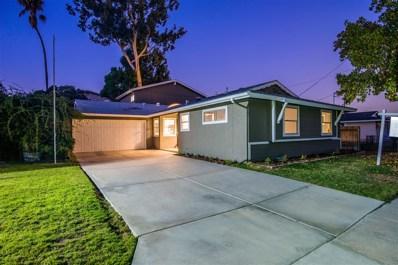 8434 Lake Gaby Ave, San Diego, CA 92119 - MLS#: 190008874