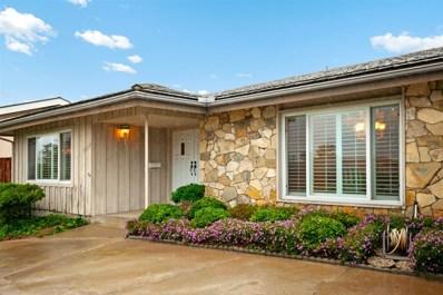 6260 Cypress Point Rd, San Diego, CA 92120 - MLS#: 190009005