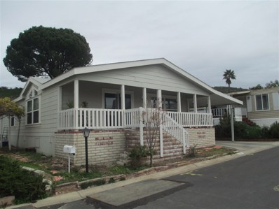 9100 Single Oak Dr UNIT SPC 131, Lakeside, CA 92040 - #: 190009204