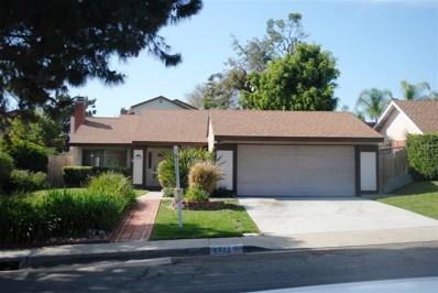 5722 Tortuga Road, San Diego, CA 92124 - #: 190009283