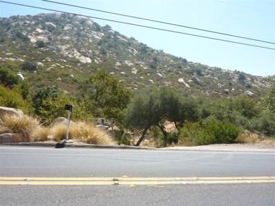 11961 Wildcat Canyon Rd., Lakeside, CA 92040 - MLS#: 190009419