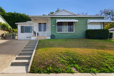 1903 Parrot St, San Diego, CA 92105 - MLS#: 190009530