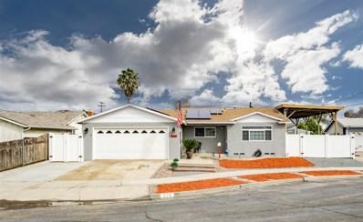 375 Tiny Ln, El Cajon, CA 92019 - #: 190009699