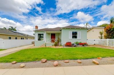 4534 Natalie, San Diego, CA 92115 - MLS#: 190009766