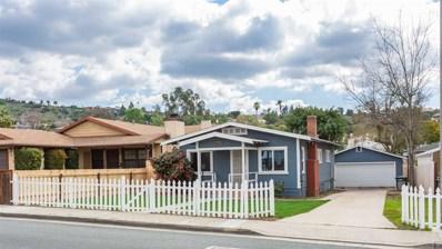 7735 Normal Ave, La Mesa, CA 91941 - MLS#: 190009869