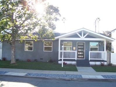 3536 Buena Vista, San Diego, CA 92109 - MLS#: 190009936