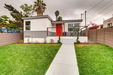 4750 E Mountain View Dr, San Diego, CA 92116 - #: 190010172