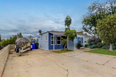 2545 44TH Street, San Diego, CA 92105 - #: 190010230