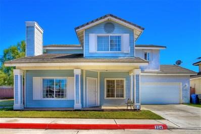 204 Lorraine Ln, El Cajon, CA 92019 - MLS#: 190010335