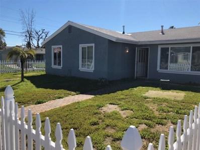 9273 Dunbarton Rd, Santee, CA 92071 - MLS#: 190010367