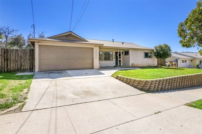 9833 Settle Rd, Santee, CA 92071 - MLS#: 190010468