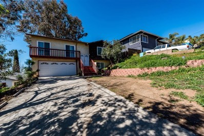 1036 Maria Ave, Spring Valley, CA 91977 - MLS#: 190010482