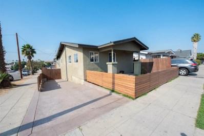 3804 39th Street, San Diego, CA 92105 - #: 190010574