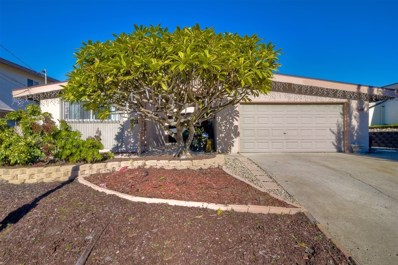 6466 Potomac Street, San Diego, CA 92139 - MLS#: 190011175