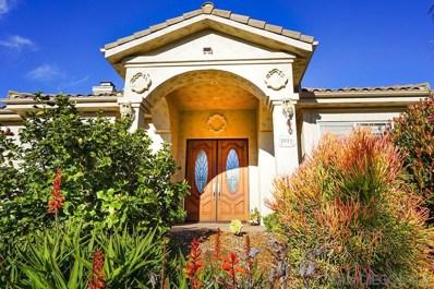 2021 Pleasant Heights Drive, Vista, CA 92084 - MLS#: 190011363