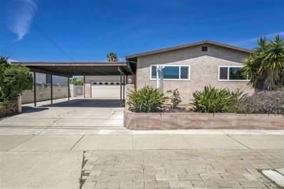 7920 Alida Street, La Mesa, CA 91942 - #: 190011424