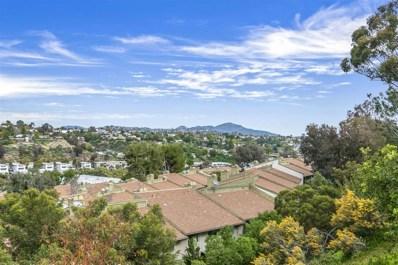 5980 Dandridge Ln UNIT 228, San Diego, CA 92115 - #: 190011506