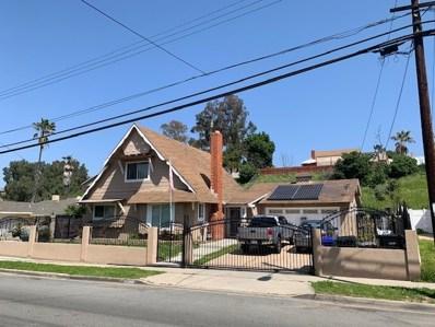 303 69th St, San Diego, CA 92114 - MLS#: 190011716