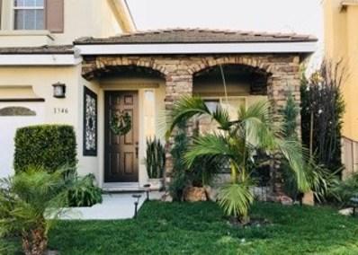 1346 Little Lake Street, Chula Vista, CA 91913 - MLS#: 190011752