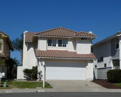 4966 Corte Playa Palmera, San Diego, CA 92124 - #: 190011831