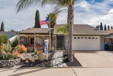 542 Manzanita Street, Chula Vista, CA 91911 - #: 190011999