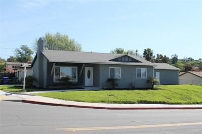 6101 Alderley St., San Diego, CA 92114 - #: 190012051