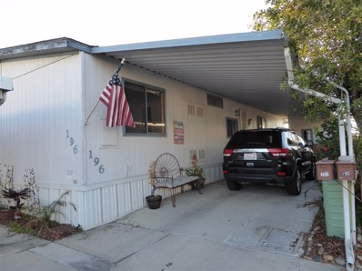 3340 Del Sol Blvd UNIT 196, San Diego, CA 92154 - MLS#: 190012152
