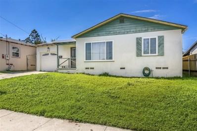 410 N Pierce St, El Cajon, CA 92020 - MLS#: 190012228