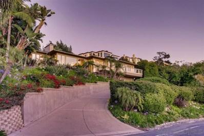6656 Muirlands Dr, La Jolla, CA 92037 - #: 190012321