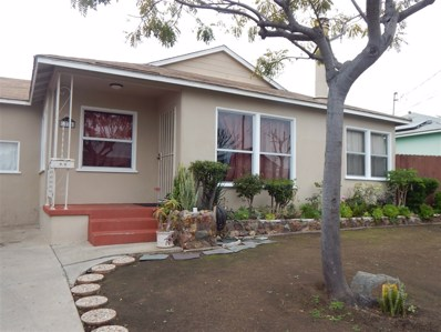 1774 39th St, San Diego, CA 92105 - MLS#: 190012325