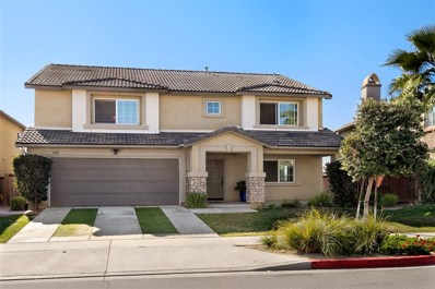 822 Via La Venta, San Marcos, CA 92069 - MLS#: 190012564