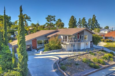 6132 Madra Ave, San Diego, CA 92120 - MLS#: 190012584