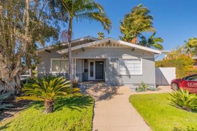 1602 Upas, San Diego, CA 92103 - #: 190012598