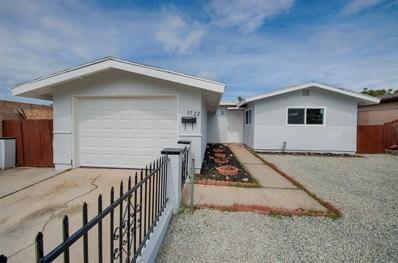 3722 Just Street, San Diego, CA 92154 - MLS#: 190012772
