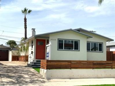 4568 Kensington Dr, San Diego, CA 92116 - #: 190012805