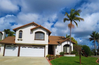2001 Wandering Road, Encinitas, CA 92024 - MLS#: 190012838