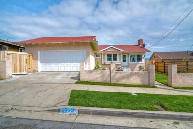 2629 Calle Tres Lomas, San Diego, CA 92139 - #: 190012938
